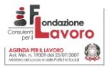 Company Logo Fondazione Consulenti per il Lavoro