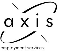 Axis Employment Services logo