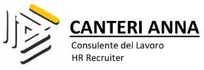 Company Logo Canteri Anna - Consulente del Lavoro e recruiter libera professionista