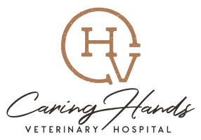 Caring Hands Veterinary Hospital logo