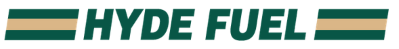HYDE FUEL logo