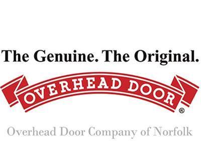 Overhead Door Company of Norfolk logo
