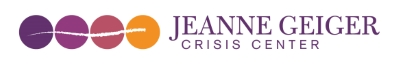 Jeanne Geiger Crisis Center logo