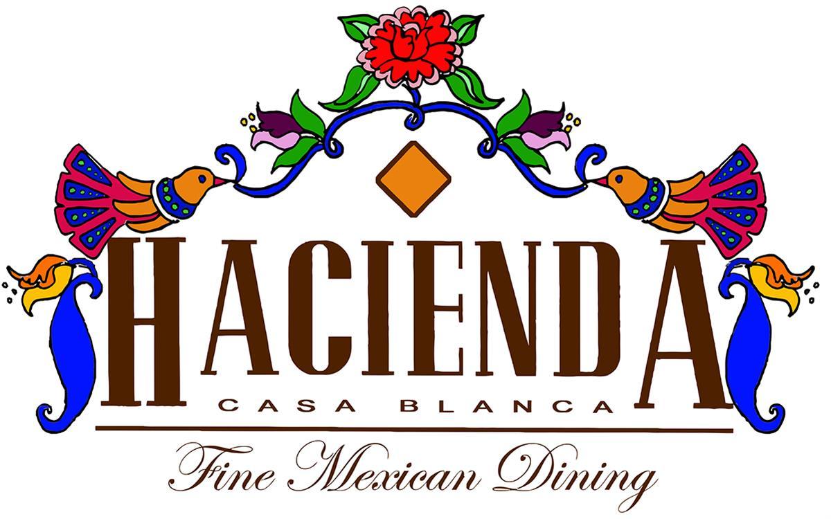 Hacienda Casa Blanca Mexican Restaurant logo