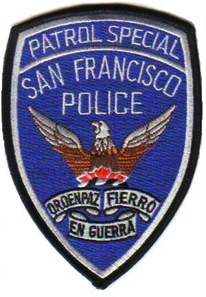 Company Logo San Francisco Patrol Special Police Officers Association