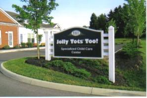 Company Logo Jolly Tots Too
