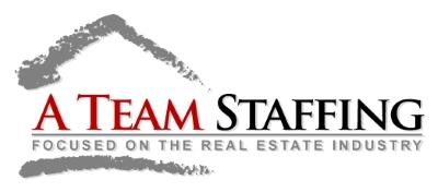 A Team Staffing logo