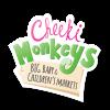 Company Logo Cheeki Monkeys