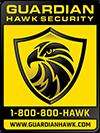 Guardian Alarm of Florida logo
