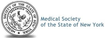 Medical Society of the State of New York logo