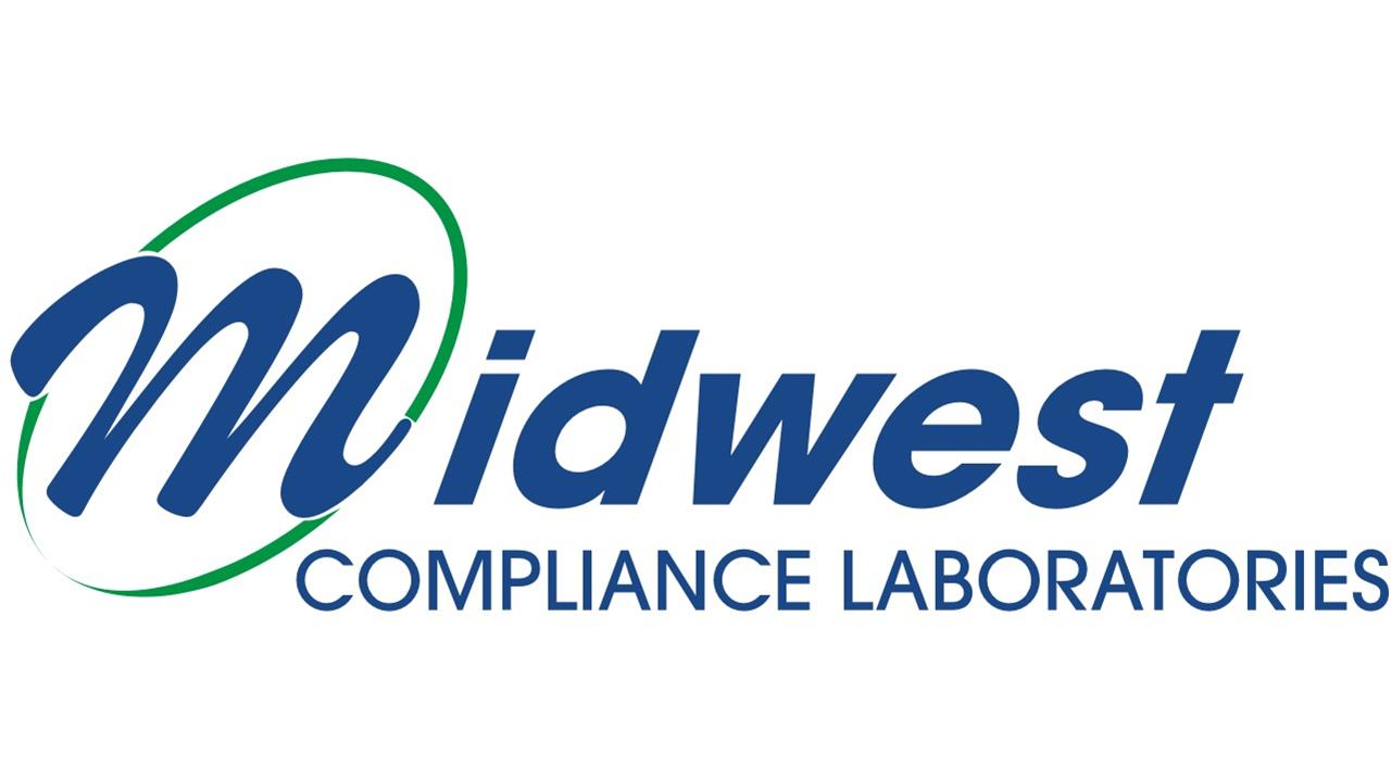 Company Logo MIDWEST COMPLIANCE LABORATORIES