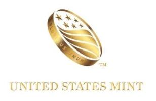 Dept of Treasury US Mint logo