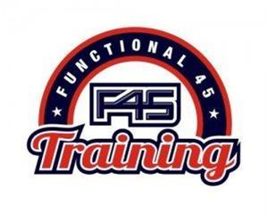 Company Logo F45 Training