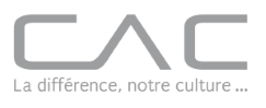 Company Logo Cac Centrale des artisans coiffeurs