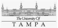 University of Tampa logo