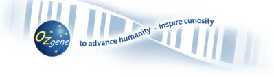 Ozgene LLC logo