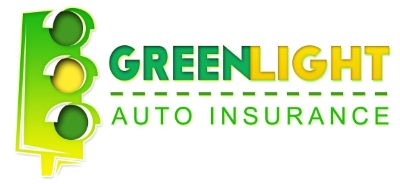 Company Logo GREEN LIGHT AUTO INSURANCE