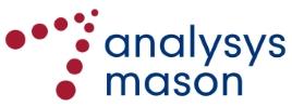 Company Logo Analysys Mason