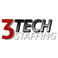 3TECH Staffing Inc. logo