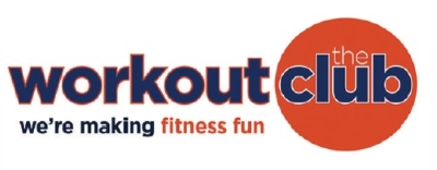 WORKOUT CUB AND WELLNESS CENTER logo