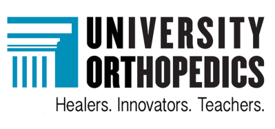 University Orthopedics logo