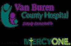 Van Buren County Hospital logo