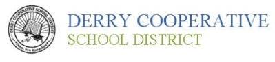 Derry Cooperative School District logo