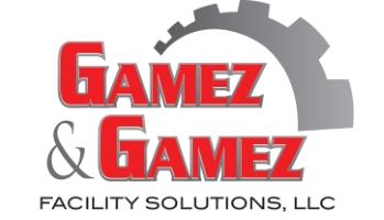 Company Logo Gamez & Gamez Facility Solutions, LLC