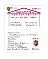 Gateman, Inc logo