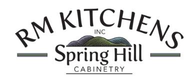 Company Logo RM Kitchens