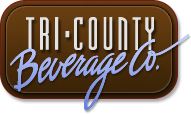 Tri County Beverage Co. logo