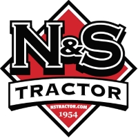 N&S Tractor logo