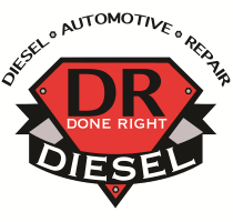 Company Logo Done Right Diesel, LLC.