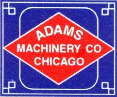 Adams Machinery Co. logo