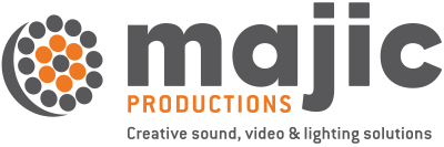 Majic Productions logo