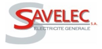 Company Logo Savelec SA