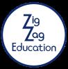 Company Logo ZigZag Education
