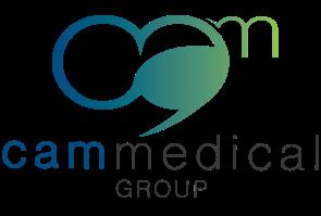 CAM MEDICAL GROUP logo