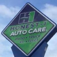 Company Logo Honest 1 Auto Care