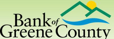 Company Logo Bank of Greene County