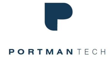 Company Logo Portman Tech Solutions Ltd