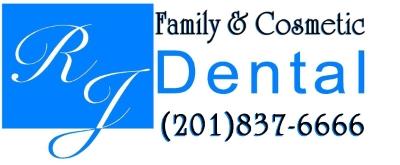 RJ DENTAL Teaneck logo