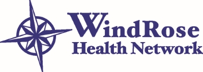 WindRose Health Network logo