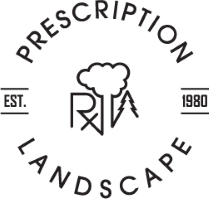 Prescription Landscape logo