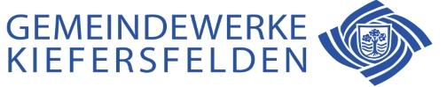 Company Logo Gemeindewerke Kiefersfelden