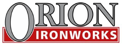 Company Logo Orion Iron Works