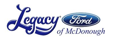 Legacy Ford of McDonough logo