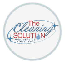 The Cleaning Solution logo
