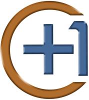 PlusOne Company logo