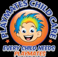 Playmates Child Care Center logo